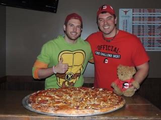 #564 Maggiore's Big Azz Texas Pizza Challenge