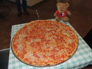#565 Carmine's Italian Pizza Challenge