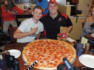 #571 Luigi's 30 inch Team Pizza Challenge