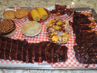 #574 The SmoKING Ribs BBQ Challenge