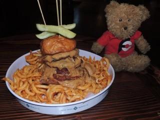 #580 Rock Rest Lodge Jiffy Burger Challenge