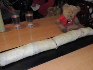 #586 The Corner Mexican Food's Family Burrito Challenge