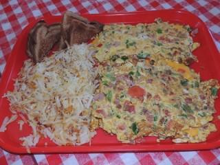 #591 Norma's 15 Egg Omelette Challenge