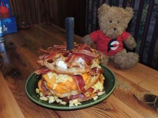 #595 Cherry Street Pub Breakfast Challenge