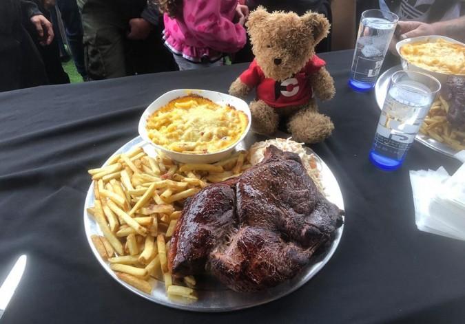 Jacks 70oz Steak Challenge Oldham