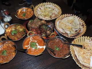 #621 Prince of Punjab Mixed Grill Curry Challenge