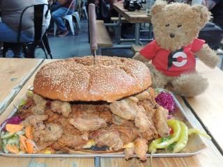 #622 Smoke Pit Big Nasty Burger Challenge