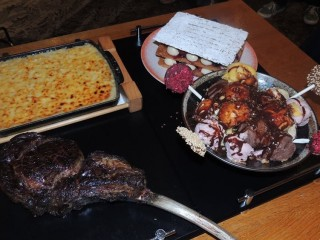 #626 Heliot Tomahawk Steak Birthday Challenge