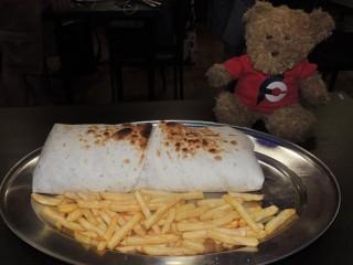 #628 Cronicass Carnivoras Burrito Challenge