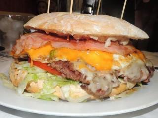 #630 Contabrico Noja Machete Burger Challenge
