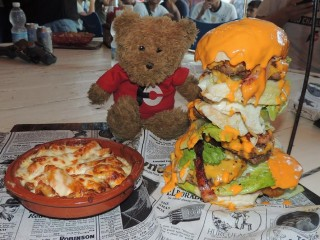 #645 Malaburger Jerez Cadiz Burger Challenge