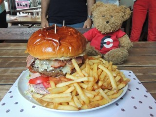 #647 Guilty by Olivier Super Guilty Burger Challenge
