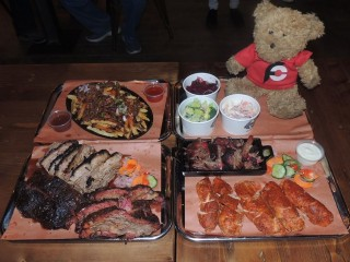 #660 Mighty Quinn's UAE Mighty Feast BBQ Challenge