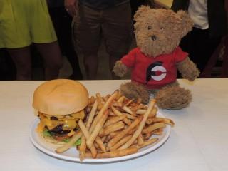 #671 Zark's Jawbreaker Burger Challenge Philippines