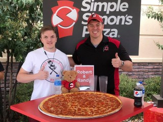 #677 Simple Simon's Beast Pizza Challenge