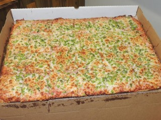 #678 Topeka Pizza's Sheet Pizza Challenge