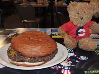 #679 Pig'N Chik's Sarge Burger Challenge
