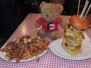 #684 Bard's Bardzilla Burger Challenge