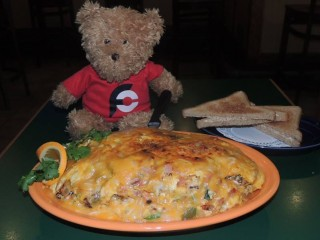 #691 Moose McGillycuddy's Omelette Challenge