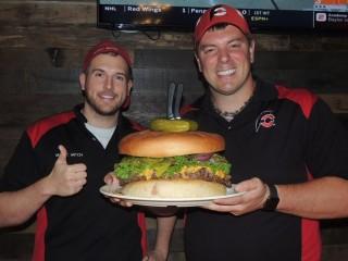 #696 Kooky Canuck Team Burger Challenge