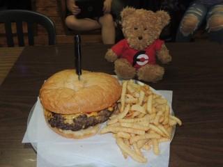 #707 Myra Jean's Behemoth Burger Challenge