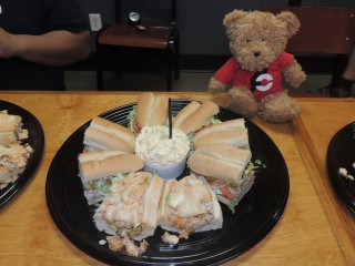 #708 Old City Subs Beast Sandwich Challenge