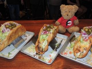 #719 Mallie's Monster Taco Challenge