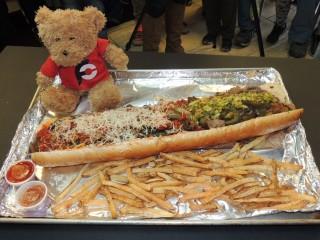 #720 Ray Ray's Italian Beef and Sausage Sandwich Challenge