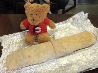 #724 El Taco Loco's Burrito Loco Challenge