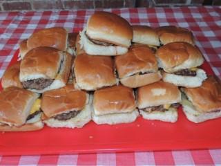 #725 Slider's 24 Burger Sliders Challenge Springfield
