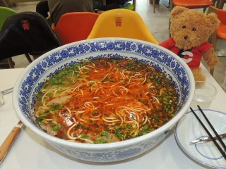 #726 Shanghia China Beef Noodles Challenge