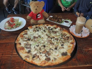 #739 Flattop Pizza's Wild Thing Challenge Anchorage