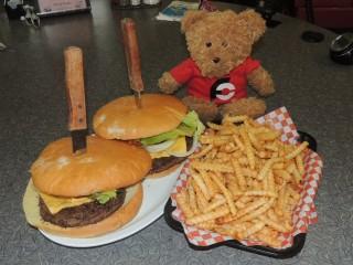 #741 Knuckle Sandwich's Double Burger Challenge Waverly