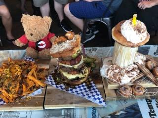 #748 Big D's Big N Tasty Burger Challenge