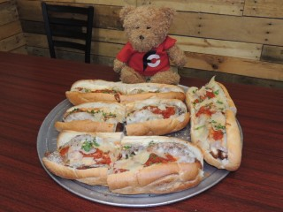 #757 America's Pie's American Voyage Sandwich Challenge