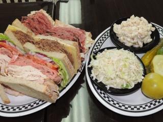 #758 Kibitz Room 7lb Deli Sandwich Challenge