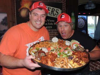 #764 Cheers Chow Down Food Challenge