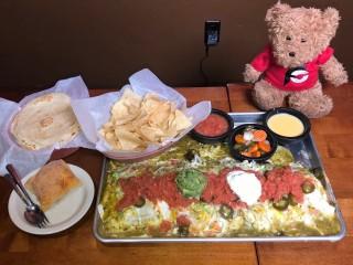 #768 Ted's Cafe Grande Burrito Challenge OKC