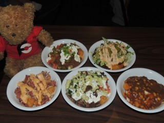 #771 Lakehouse Bar's Get Tatered Tots Challenge Plymouth