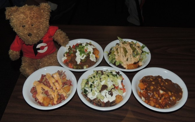 Lakehouse Bar's Get Tatered Tots Challenge Plymouth