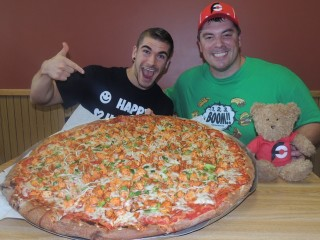 #775 Chick-N-Pizza Works Magnum Challenge Buffalo