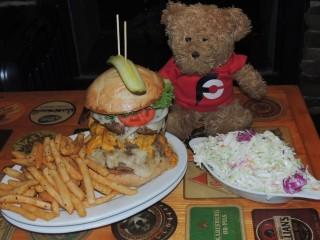 #781 Fia Rua Irish Big Game Burger Challenge