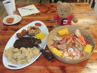 #782 Delia's Surf N Turf Challenge Low Country Boil