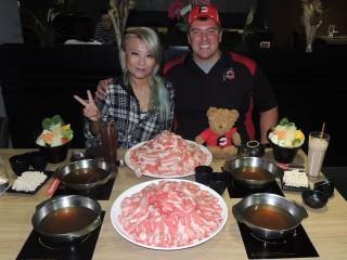 #789 200oz Taiwanese Beef Shabu Hot Pot Challenge Taipei