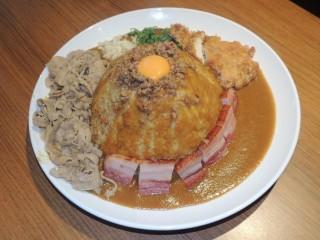 #792 Mikami Taipei 5lb Mega Curry Rice Challenge Taiwan