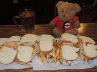 #794 Primanti Bros Classic Sandwich Challenge Pittsburgh
