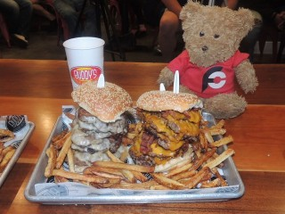 #796 Buddy's 16-Patty Enemy Burger Challenge Exton PA