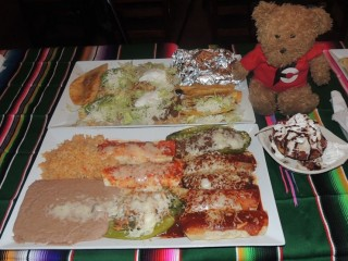 #797 Rey Azteca Mexican Food Challenge State College PA