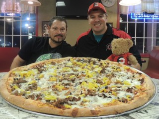 #804 Milano's 28-inch Team Pizza Challenge Millington TN