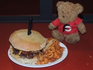 #808 Slabs Grill Papa Slab Burger Challenge Salem Missouri